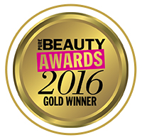 Gold award, best new hand & nail product