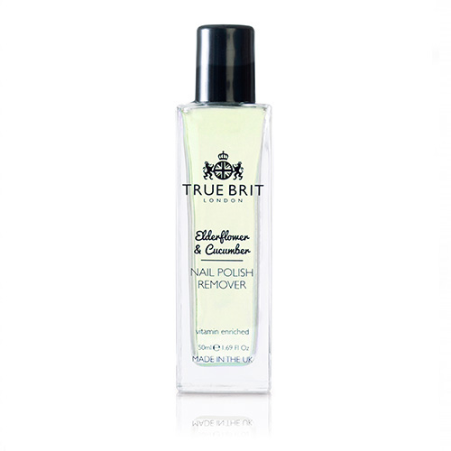 Edlerflower and Cucumbers Scented nail polish remover