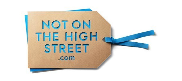 Did you know you can now find us on Not On The High Street