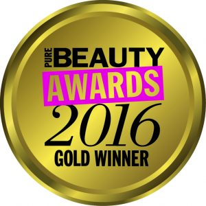 Pure Beauty Awards Winner