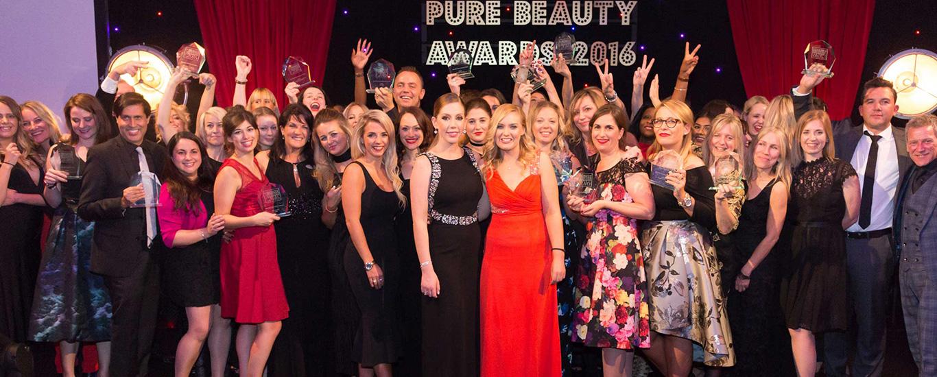 Pure Beauty Awards 2016