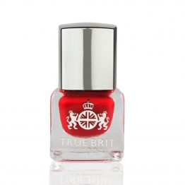 Inspired by Britain's iconic red letter boxes, this statement red shade is a nod to our heritage.