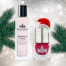 Luxury Remover & Polish Duo by True Brit London